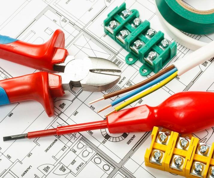 Herramientas para reparaciones eléctricas caseras