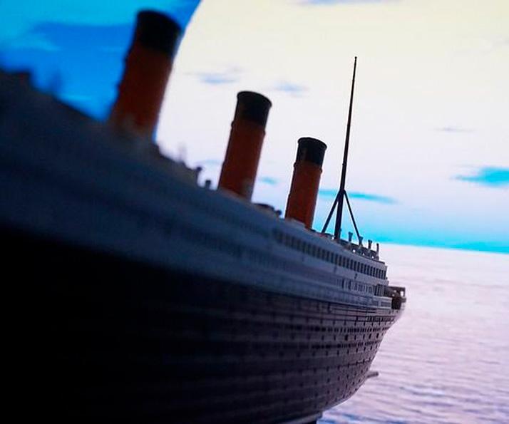 El nuevo Titanic ya es casi una realidad