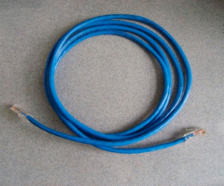 Los tipos de cable UTP