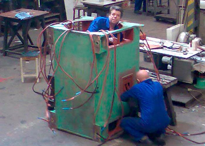 Reparación de Motores corriente alterna