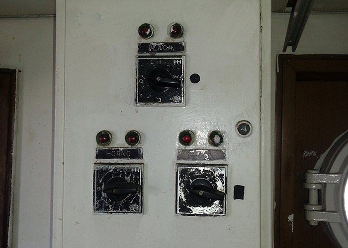Instalaciones y Reparación en Embarcaciones