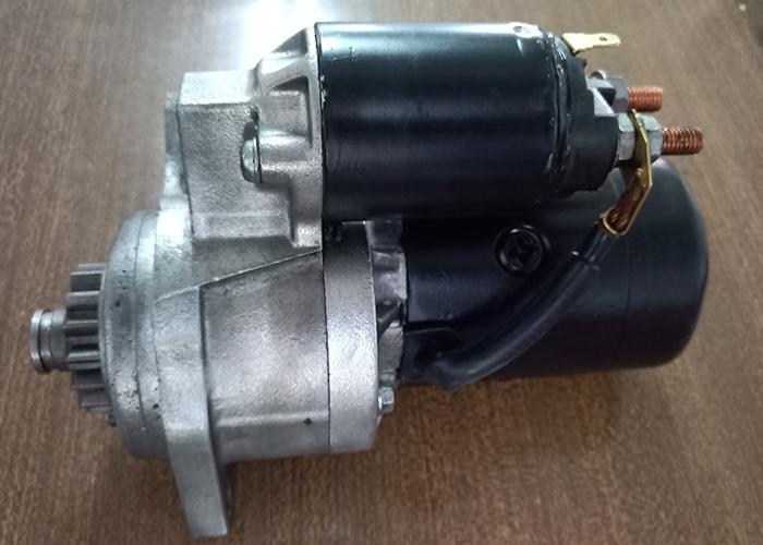 Reparación de Motores de Arranque