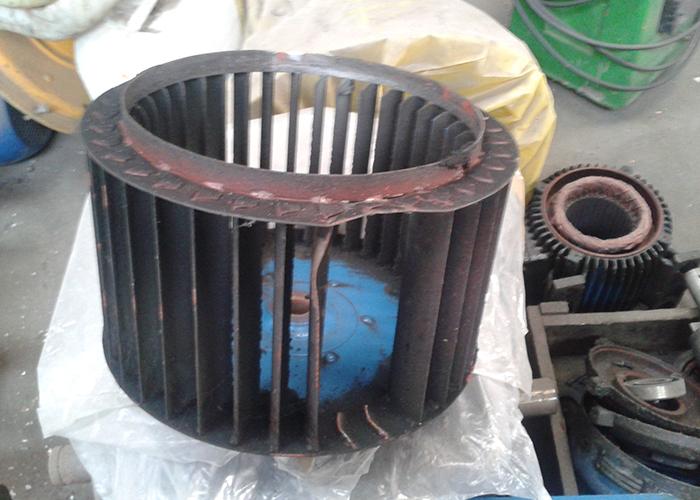 Reparación de Ventiladores y Turbinas Eléctricas